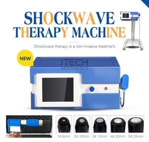 Wholesale Portable Shockwave For Pain Painful Heel Therapy Treatment Shockwave Device Ultrasound Pneumatic Shockwave Machine Factory Price