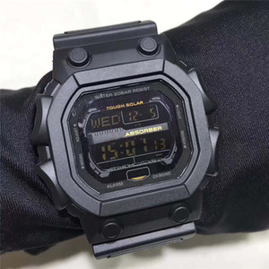 Wholesale 2019 High Quartz G Style Shock Wristwatches Multifunction LED Digital Shock Quartz Sport Watches For Man Male Students Clock