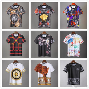 Wholesale iduzi Newest Best Sellers Summer luxury Dual F Alphabet Printing tshirt men and women fashion Top Designer men T shirt