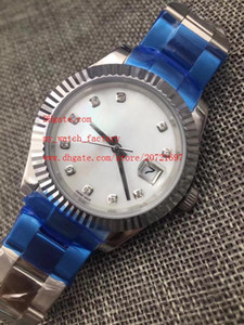 Wholesale 5 Style Factory Supplier Luxury High Quality Watch mm Stainless Steel Diamond Asia Movement Automatic Mens Men s Watch Watches