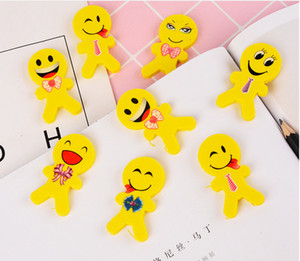 Wholesale Best Erasers pencil Rubber Cute expression eraser creative smiling face pentagonal star children s rubber scab promotional gifts003