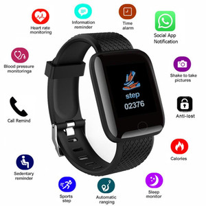 Wholesale Smart watch Plus fitness tracker heart rate sphygmomanometer sports smart bracelet V4 IP67 waterproof for smart phones