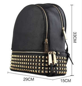 hot sale women school bag handbags luxury crossbody messenger shoulder chain bag good quality leather purses ladies backpack free shipping