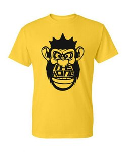 Wholesale Monkey Business Animals Tees Graphic Funny Generic Novelty Unisex T Shirt Printing Tee Shirt