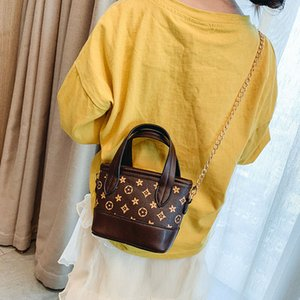 Wholesale Hot Kids Handbags Korean Fashion Kids Purses Little Girls Gifts Toddler Purse Kids Mini Messenger Bags Children PU Leather