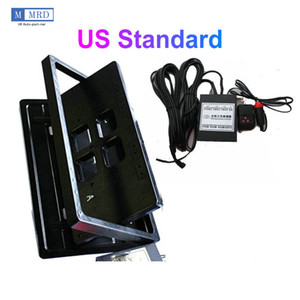 1 Plate  Set USA Style Remote Control Retractable Hide Hidden Flip License Plate Flipper Stealth Brand New via DHL Fedex UPS
