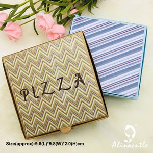 Wholesale Die Cut METAL CUTTING DIES cut pizza box alphabet Alinacraft Scrapbook paper craft album card punch knife art cutter die
