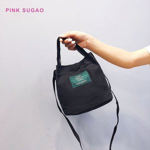 Wholesale Pink sugao designer handbag women tote bag BHP purses crossbody bags new fashion shoulder handbag canvas material handbag