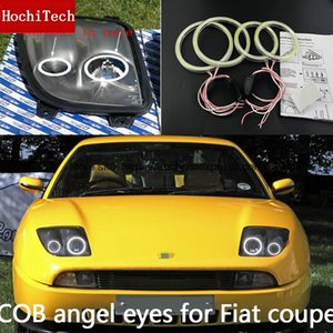 Wholesale High Quality COB Led Light White Halo Cob Led Angel Eyes Ring Error Free For Coupe