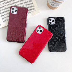 Trendy mobile phone case for iphone 11 pro x xs max 11pro 8 8plus 7 7plus 6 6s plus letter cover for samsung s20 s10 s9 s8 note 10 9
