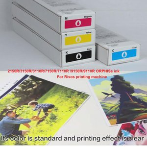 Factory Outlet inkjet ink ComColors 2150R 3150R 3110R 7150R 7110R  9150R 9110R ORPHISs ink For Risos printing machine, not clogged the ink on Sale