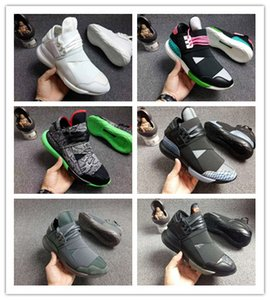 Wholesale Colors Y QASA RACER Hight Casual Shoes Sneakers Breathable Men and Women Casual Shoes Couples Y3 Shoes Size Eur36