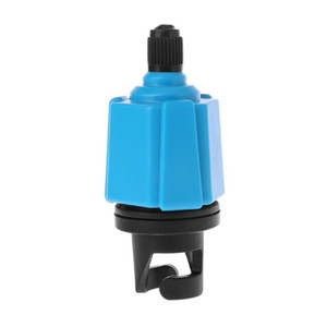 Wholesale Inflatable Rowing Boat Air Valve Adaptor Sup Board Stand Up Paddle Kayak Surfing Accessory Car Pump Inflatable Adapter
