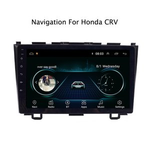 Wholesale 9inch Android Car GPS Navigation Multimedia Radio Stereo for Honda CRV CR V