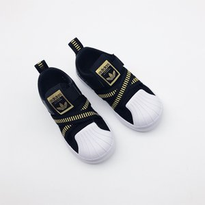 Wholesale Kids Designer Sandals Shoes 2019 New Casual Fashion Color Matching Luxury Sandal Trend Pattern Teens Boy Girls 6 Styles