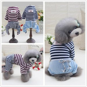 Wholesale Pet Cat Dog Clothing Spring And Summer Factory Direct Sales Japanese New Four legged Pants