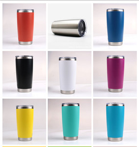 Wholesale HOT SALE Cup Stainless Steel Tumblers Double Wall Vacuum Large Capacity Sports Mugs Wine Beer Travel Egg Cups