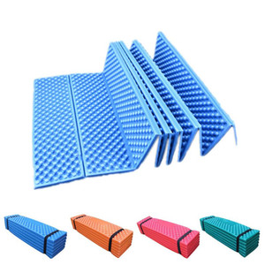 Wholesale foam beach mat resale online - 190 cm Camping Mat Ultralight Foam Picnic Mat sofa Seat Folding Beach Tent Picnic Sleeping Pad Waterproof Outdoor Mattress