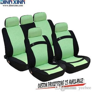 Wholesale DinnXinn 111032F9 Volkswagen 9 pcs full set Genuine Leather car anime seat covers supplier from China