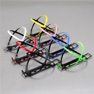 Water Bottle Rack All Carbon Fiber Mountain Highway Bicycle Cup Cages Multicolor No Slip Shock Proof Mug Cage Fashion Hot Sale 55fm I