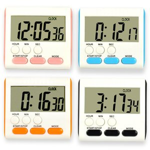 Wholesale Kitchen Timer Continued Hours Digital Reminder Timers Electronics English Orange Black Blue Time Meter Hot Selling ls L1