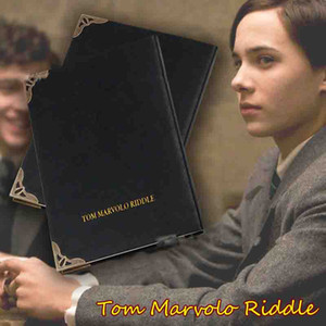 Notbook Tom Riddle Diary Potters Lord Voldemort Horcrux Wizard Students Kids Harried Birthday Gift Collection