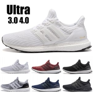 Wholesale 2019 Ultra boost Men Running Shoes Best Quality Ultraboost Oreo Grey Designer Shoes Women Sport Sneakers US
