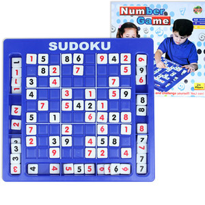 Wholesale math games kids for sale - Group buy Kids Sudoku Board Number Puzzle Game Digital Chess Math Block Learning Board Games for Kid Educational