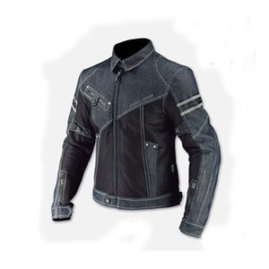 Wholesale moto jackets for sale - Group buy Motorcycle Jackets Men Riding Motocross Enduro Racing Jacket Moto Jacket Windproof Coldproof Motorbike Clothing Protection JK006
