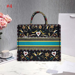 Fashion and high quality embroidery New European style classic Ladies tote Handbag Shoulder Bag Shopping bag pure noble soft making Paris su