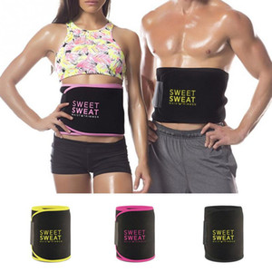Waist Trimmer Belt Weight Loss Sweat Band Wrap Fat Tummy Stomach Sauna Sweat Belt Sport Safe Accessories