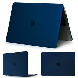 Wholesale Crystal Matte Case For Apple Macbook Air Pro Retina inch laptop bag For New Mac book Air Pro Case A1932 no retail package
