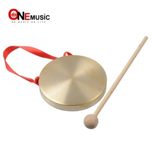 Wholesale Alto Hand Gong Chapel Copper Cymbals Percussion CM Diameter Opera Gong