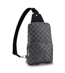 Wholesale Avenue Sling Bag N41719 Men Messenger Bags Shoulder Belt Bag Totes Portfolio Briefcases Duffle Luggage