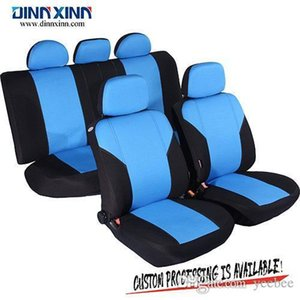 DinnXinn 110061F7 Hond 9 pcs full set sandwich pet seat cover for cars factory from China on Sale