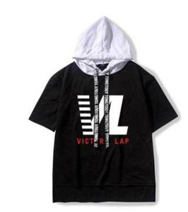 Victory Lap Letters Tshirts Men Women Clothing Tops Nipsey Hussle all money Hooded Tees Short Sleeved