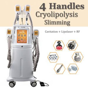 Wholesale 2019 Zeltiq Cryolipolysis Fat Freeze Machine Cryolipolyse Slimming Cavitation LipoLaser laser liposuction machines Fat Burning Equipment