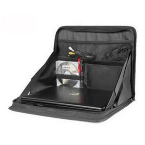 Wholesale Car Seat Back Bag Computer Bag Travel Car Laptop Holder Tray Mount Back Seat Auto Work Table Organizer