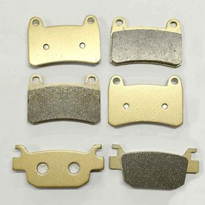Wholesale front brake pads for sale - Group buy NEW High Quality Motorcycle Front Rear Brake Pads For QIANJIANG Benelli BJ300GS BJ300 BN300 BN302 TNT300 TNT