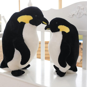 Wholesale Plush Penguin Toy Simulation Animal Stuffed Soft Toy Cute Simulation Penguin Doll Kids Toy Children Birthday Christmas Gift