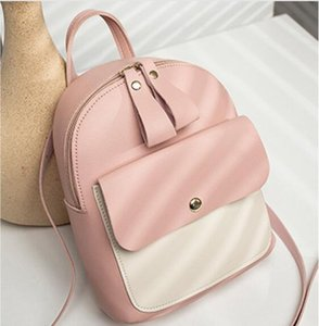 New summer mini back pack shoulder bag handbag presbyopic mini package messenger bag mobile phonen purse