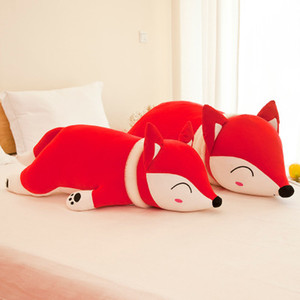 Wholesale 2019 Kawaii Dolls Stuffed Animals Plush Toys for Girls Children Boys Toys Plush Pillow Fox Stuffed Animals Soft Toy Doll