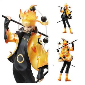 Wholesale Funko Pop Naruto Action Figures With Mounts Fashion Japan Anime Collections Gifts for Kids Model Toys