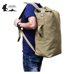 Wholesale HIGHSEE Military Backpack Tactical Bag Man Military Bags Army Tactical Sports Back Pack Outdoor Traveler Backpack Bag