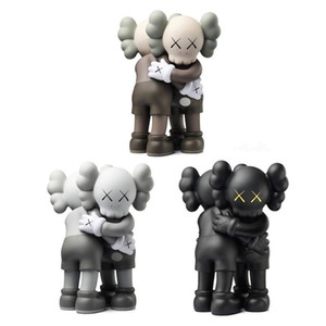 Wholesale Kaws Together hug dolls hand bff limited edition doll model boys and girls Christmas gifts HD12