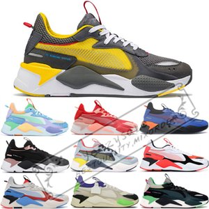 Wholesale New Luxury Designer RS X Toys Release Mens Running Shoes for Men Sneakers Male Sneaker Womens Jogging Boys Sports Female Trainers