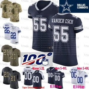 100th anniversary custom Men Youth women Dallas Ezekiel Elliott Dak Prescott Jason Witten Emmitt Smith Cowboys Camo Cooper Elite Jersey 01 on Sale