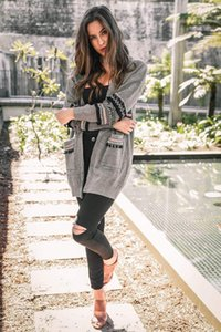Wholesale US Fashion Women s Long Sleeve Top Casual Cute Outwear Coat Jacket