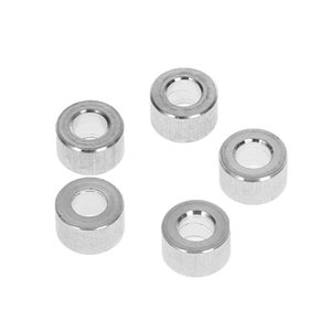 Wholesale 5pcs Bicycle Water Bottle Holder Spacer M5 Washer Aluminum Alloy mm Bike Parts Bottle Holder Spacer Bike Accessories
