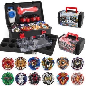 Beyblade fidget spinner 12pc box Beyblade burst Beyblades Metal Fusion Arena 4D bey blade Launcher Spinning Top Beyblade Toys For kids toys